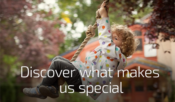 Discover what makes us special